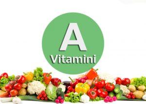 A Vitamini bulunan besinler nelerdir hangi hangi besinlerde A vitamini var